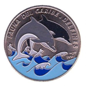 Fauna del caribe Delfines 1994