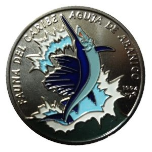 Fauna del caribe Swordfish 1994