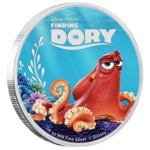 Hank 2016 Disney Pixar Finding Dory Coin Set Niue Elisabeth II 1oz silver coin