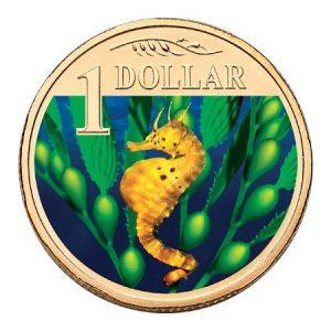 Bigbelly Seahorse Australian Ocean Series 1$ 2007