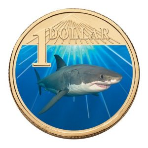 White Shark Australian Ocean Series 1$ 2007
